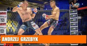 Andrzej Grzebyk zwycięża na gali FEN 18 Summer Edition! Wywiad!
