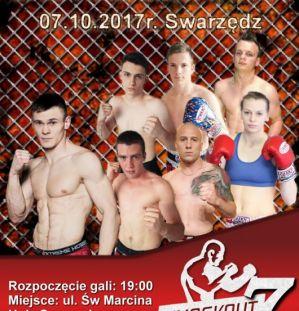 VII Gala Knockout Art odbędzie się 7 października w Swarzędzu