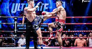 Max Muay Thai: grad nokautów i dobre występy farangów! Wyniki & Video