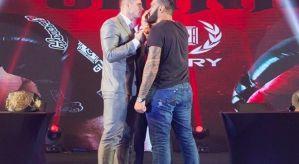 Ciężkim piórem: Antonio Silva rywalem Rico Verhoevena czyli mezalians Kickboxingu z MMA
