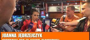 Joanna Jędrzejczyk o walce McGregor vs Mayweather! Wywiad!