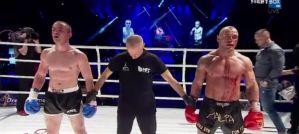 Grzegorz Czerny vs Razvan Ivorciuc na MFC 12! Wideo!