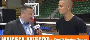 Wojciech Kazieczko po walce na MFC 12! Wywiad!