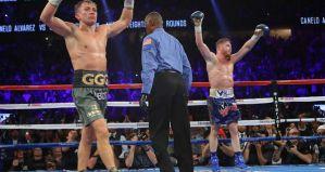 GGG kontra Canelo czyli boks  ledwo dycha, ale wciąż żyje