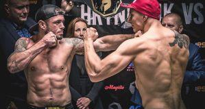 Spartan Fight 8 - wyniki ważenia zawodników