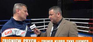 Zbigniew Prych o walce Eliasza Jankowskiego na Masters Fight Series 1! Wywiad!