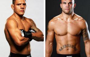 Robbie Lawler vs Rafael dos Anjos walką wieczoru na UFC on FOX 26