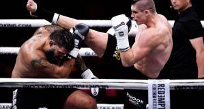 Glory 46 Guangzhou: Rico Verhoeven łatwo pokonuje Antonio Silvę! Wyniki
