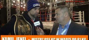 RanKick PL: Kamil Jenel prowadzi w polskim rankingu stand-up do 81 kg!