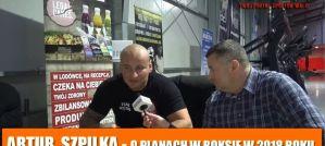 Artur Szpilka o swoich planach bokserskich na 2018 rok! Wywiad!