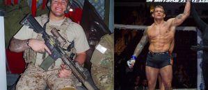 Navy Seals Mitch Aguiar w świecie MMA czyli The Only Easy Day Was Yesterday