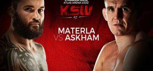 Michał Materla vs Scott Askham na KSW 42
