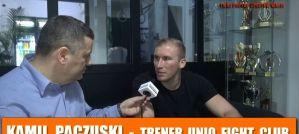 Kamil Paczuski: ''Chcemy rzucić wyzwanie najlepszym!'' Wywiad!