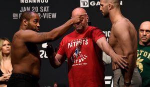 UFC 220: Daniel Cormier zmiażdżył Volkana Oezdemira