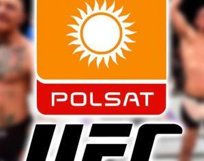 Gale UFC w Polsat Sport od dzisiaj!