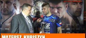 Masters Fight Series Lesznowola: Mateusz Kubiszyn i czwórka Polaków z pasami PZKB! Wyniki