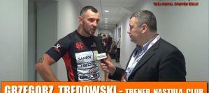 Grzegorz Trędowski o kontrowersyjnym werdykcie na DFN 3! Wywiad!