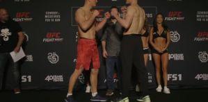 UFC Fight Night 126: Marcin Tybura i Oskar Piechota w limicie! Wyniki ważenia!