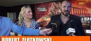 Robert Złotkowski o przygotowaniach do DSF 14 i walce Błachowicza na UFC London! Wywiad!