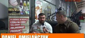 Daniel Omielańczuk po treningach z Narkunem i Materlą przed ACB i DSF 14! Wywiad!