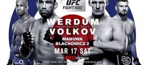 UFC Fight Night 127 Błachowicz vs Manuwa 2 - Wyniki na żywo!