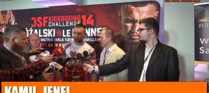 Kamil Jenel zwycięża podczas gali DSF Kickboxing Challenge 14! Wywiad!