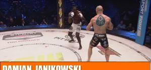 Damian Janikowski znokautował Yannicka Bahati na KSW 43! Wywiad po walce!