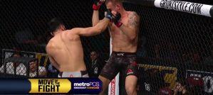 Krzysztof Jotko znokautowany na UFC on FOX 29