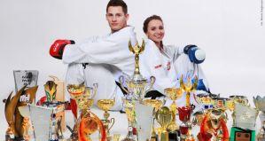 Paula Piotrowska i Mateusz Mróz marzą o udziale w Pucharze Świata Taekwon-do ITF w Australii