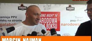 Marcin Najman: Widać, że wszyscy zawodnicy są w formie! Wywiad + trening!