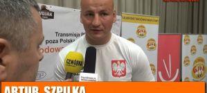 Artur Szpilka: Wtedy w MMA ręka nie była jeszcze zdrowa, ale teraz...! Wywiad przed Narodową Galą Boksu!