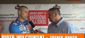 Piotr Wilczewski o perturbacjach z rywalem Mariusza Wacha! Wywiad przed Narodową Galą Boksu!