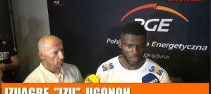 Izu Ugonoh: Kassi powiedział, że boli go głowa! Czuję niedosyt! Wywiad po walce na Narodowej Gali Boksu!