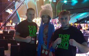 Mateusz Janik przegrywa z finalistą Pucharu Akima w Kazachstanie