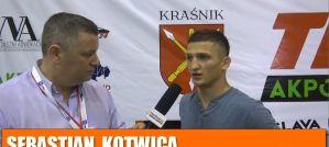 Sebastian Kotwica po TFL 14: Życie jest nieprzewidywalne! Wywiad!