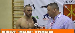 Hubert Szymajda po TFL 14: Poświęciłem dla MMA wszystko! Wywiad!