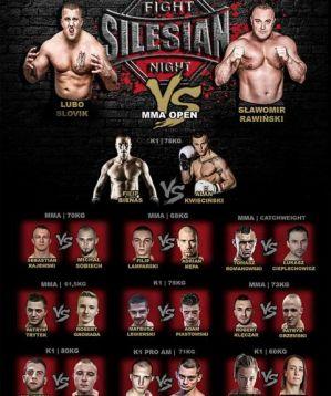Silesian Fight Night 1: Lubo Slovik zwycięża w walce wieczoru! Wyniki!