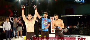 TFL 14: Hubert Szymajda i Cezary Oleksiejczuk zwyciężają w swoich pojedynkach! Wyniki!