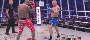 Walka Marcin Różalski vs Peter Graham na DSF 14! Video!