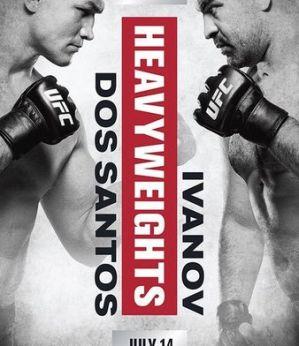 UFC Fight Night 133: Junior dos Santos pokonał Blagoya Ivanova! Wyniki