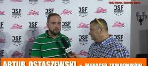 Artur Ostaszewski: Porównywać kogoś z UFC to jak Polo Coctę z Coca Colą! Wywiad!