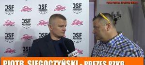 Piotr Siegoczyński: Z federacją DSF Kickboxing Challenge zawsze dobrze współpracujemy! Wywiad!