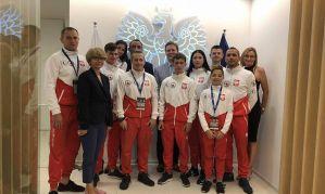 Martyna Kierczyńska, Laura Nowińska i Igor Lekston z medalami na Młodzieżowych Mistrzostwach Świata Muaythai IFMA 2018