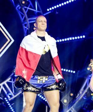 Łukasz Krupadziorow wystąpi w Chinach na Faith Fight