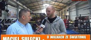 Maciej Sulęcki pokonuje Gabriela Rosado i zdobywa pas WBO International!