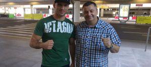 Bartosz Fabiński vs Michel Prazeres na UFC Argentina!