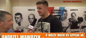 Andrzej Wawrzyk o walce Artur Szpilka vs Mariusz Wach i o tym komu kibicuje! Wywiad!