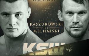 Michał Michalski zmierzy się z Krystianem Kaszubowskim na KSW 46