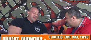 Robert Burneika o KSW 45, Popku, FAME MMA, Boxdelu i Burneika Sports Festival! Wywiad!