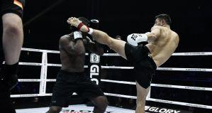 Glory 60: Cedric Doumbe pokonał Jimmiego Vienot w walce wieczoru! Wyniki!